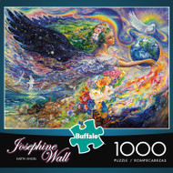 Josephine Wall Earth Angel 1000 Piece Jigsaw Puzzle Box