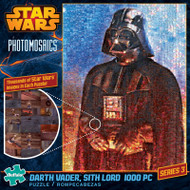 Star Wars: Darth Vader, Sith Lord 1000 Piece Photomosaic Jigsaw Puzzle