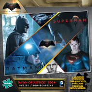 Batman v Superman: Dawn of Justice 300 Large Piece Jigsaw Puzzle