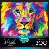 Vivid The King 300 Large Piece Jigsaw Puzzle