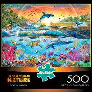 Amazing Nature Tropical Paradise 500 Piece Jigsaw Puzzle