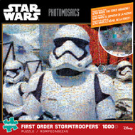 Star Wars: First Order Stormtroopers 1000 Piece Photomosaic Jigsaw Puzzle