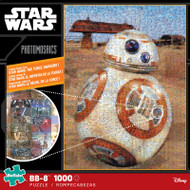Star Wars: BB-8 1000 Piece Photomosaic Jigsaw Puzzle