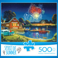 Spirit of Summer 500 Piece Jigsaw Puzzle Box