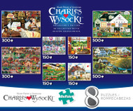 8-in-1 Charles Wysocki Collector's Edition Multi-Pack
