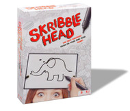 Skribble Head Game Box
