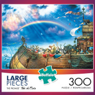 Tom duBois The Promise 300 Large Piece Jigsaw Puzzle Box