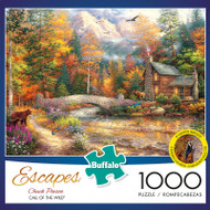 Escapes by Chuck Pinson Call of the Wild 1000 Piece Jigsaw Puzzle