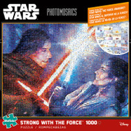 Star Wars: Strong with the Force 1000 Piece Photomosaic Jigsaw Puzzle