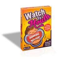 "Watch Ya' Mouth - The ridiculous ""guess what I'm saying"" party game!"