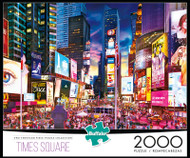 Times Square - 2000 Piece Jigsaw Puzzle
