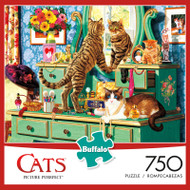 Cats Picture Purrfect 750 Piece Jigsaw Puzzle