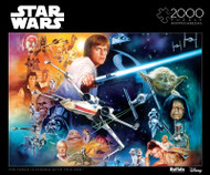 Star Wars: The Force is Strong With This One - 2000 Piece Jigsaw Puzzle