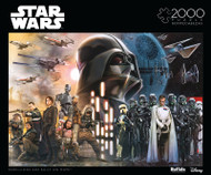 Star Wars: Rebellions are Built on Hope - 2000 Piece Jigsaw Puzzle