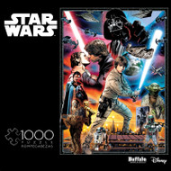Star Wars: You'll Find I'm Full of Surprises 1000 Piece Jigsaw Puzzle