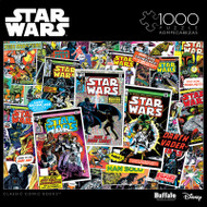 Star Wars: Classic Comic Books 1000 Piece Jigsaw Puzzle