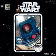 "Star Wars 40th Anniversary ""You're My Only Hope"" 1000 Piece Jigsaw Puzzle"