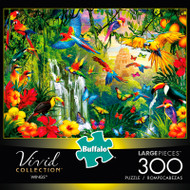 Vivid Wings 300 Large Piece Jigsaw Puzzle