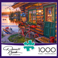 Darrell Bush Summertime 1000 Piece Jigsaw Puzzle Box