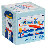 Silly Street So Fly! 48 Piece Children's Jigsaw Puzzle Box Front