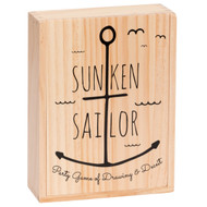 Sunken Sailor Box Front
