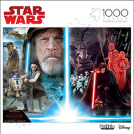 "Star Wars™ ""The Light. The Darkness."" 1000 Piece Jigsaw Puzzle Box"
