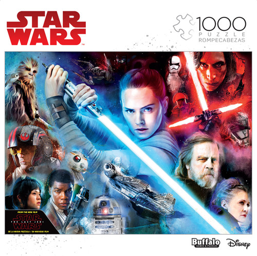 "Star Wars™ ""Feel The Force"" 1000 Piece Jigsaw Puzzle Box"
