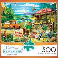Days to Remember Country Road 500 Piece Jigsaw Puzzle Box