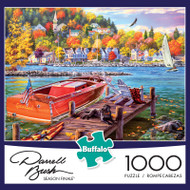 Darrell Bush Season Finale 1000 Piece Jigsaw Puzzle Box