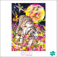 Art of Play Tiger Moon 500 Piece Jigsaw Puzzle Box