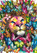 Art of Play Pride of Color 500 Piece Jigsaw Puzzle Art