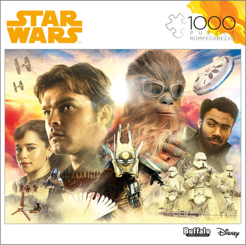 """Star Wars™ """"I've Got A Good Feeling About This"""" 1000 Piece Jigsaw Puzzle Box"""