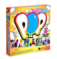 POP- The Ultimate Balloon Challenge Family Party Game Box