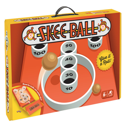 Skee-Ball Box Front