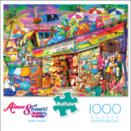 Aimee Stewart Collection: Sunken Treasure 1000 Piece Jigsaw Puzzle Box