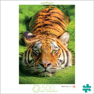 Earthpix Tiger Eyes 500 Piece Jigsaw Puzzle Box