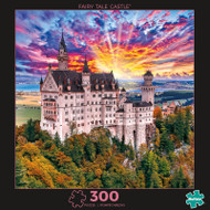 Photography Fairy Tale Castle 300 Large Piece Jigsaw Puzzle Box