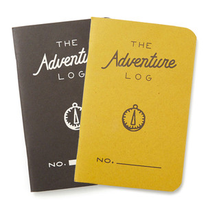 The Adventure Log (2pk)