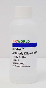 IHC-Tek Antibody Diluent pH 8.4, Ready To Use, 100 ml