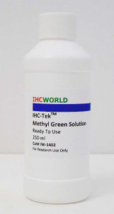 IHC-Tek Methyl Green Solution, Ready To Use, 250 ml