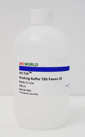 IHC-Tek Washing Buffer TBS-Tween 20, Ready To Use, 500 ml