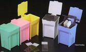 EasyDip Slide Staining Jar - White, each