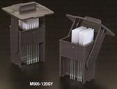 EasyDip Slide Staining Rack - Gray, each