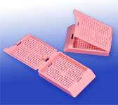 Biopsy Processing Cassettes - Pink, 500 pcs/pack