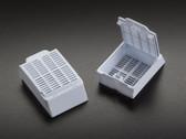 Double-deep Tissue Cassette for Large Specimen, 250 pcs/box