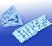 Histology/Tissue Processing Cassettes - Blue, 500 pcs/pack