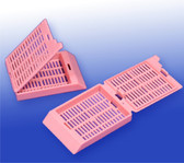 Histology/Tissue Processing Cassettes - Pink, 500 pcs/pack