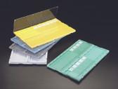 20-place Slide Folder, Green, plastic, each