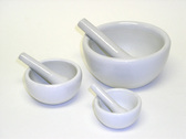 Mortar With Pestle 100ml, each