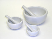 Mortar With Pestle 320ml, each